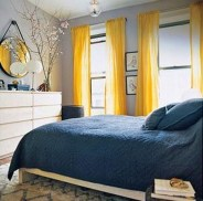 Perfect Yellow Bedroom Decoration And Design Ideas02