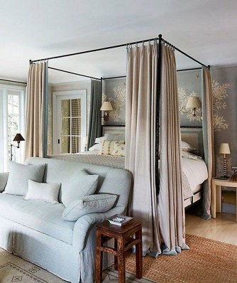 Rustic Romantic Master Bedroom Design Ideas05