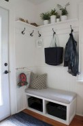 Awesome Mudroom Entryway Decorating Ideas36