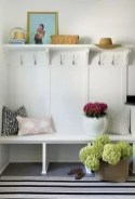Awesome Mudroom Entryway Decorating Ideas37