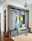 Awesome Mudroom Entryway Decorating Ideas41
