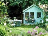 Awesome Shed Garden Plants Ideas07