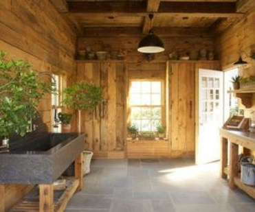 Awesome Shed Garden Plants Ideas33
