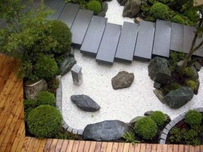 Comfy Low Maintenance Front Yard Landscaping Ideas09