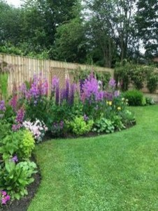 Comfy Low Maintenance Front Yard Landscaping Ideas38