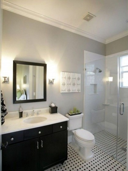 Incredible Curbless Shower Ideas For House14