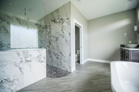 Incredible Curbless Shower Ideas For House30
