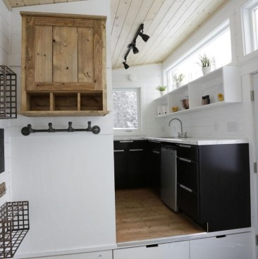 Lovely Tiny House Kitchen Storage Ideas08