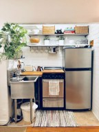 Lovely Tiny House Kitchen Storage Ideas17
