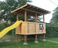 Wonderful Diy Playground Project Ideas For Backyard Landscaping21