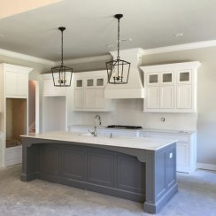 Captivating White Cabinets Design Ideas For Kitchen32