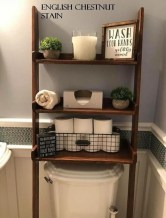 Charming Bathroom Storage Ideas25