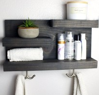 Charming Bathroom Storage Ideas38