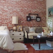 Inexpensive Wall Décor Ideas For Apartment34