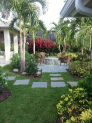 Wonderful Tropical Landscaping Ideas For Garden14