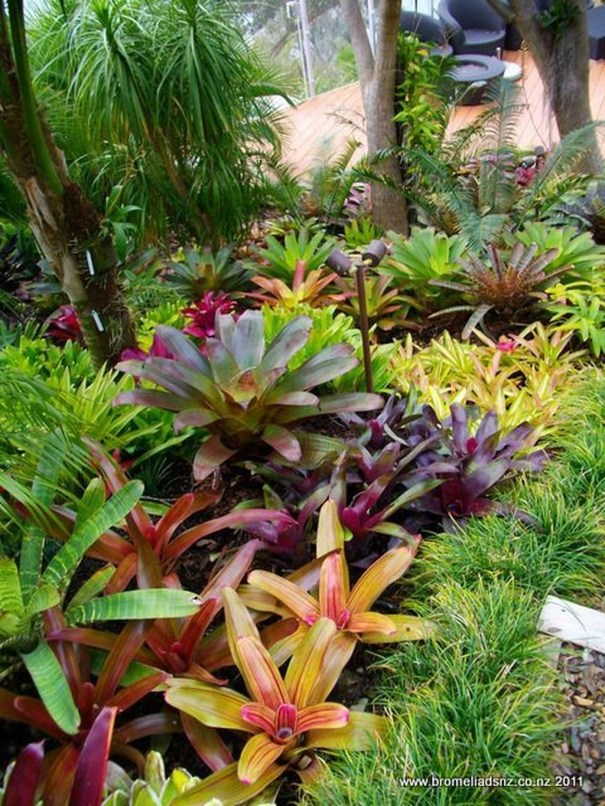 Wonderful Tropical Landscaping Ideas For Garden33