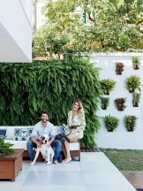 Cute Living Wall Décor Ideas For Indoor And Outdoor37