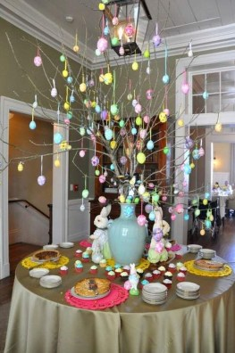 Fascinating Easter Holiday Decoration Ideas For Home11