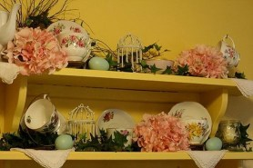 Fascinating Easter Holiday Decoration Ideas For Home47