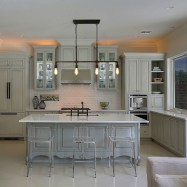 Stunning Kitchen Island Ideas With Seating02