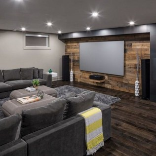 Affordable Family Room Décor Ideas For Your Family23