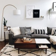 Affordable Family Room Décor Ideas For Your Family29