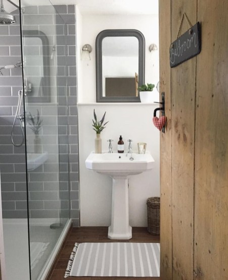 Charming Traditional Bathroom Decoration Ideas Just Like This39