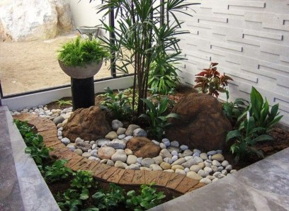 Cute Landscaping Ideas You Can Put In House Page32