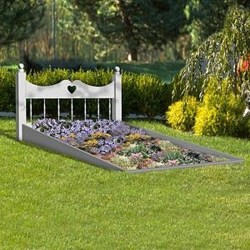 Fancy Diy Flower Beds Ideas For Your Garden27