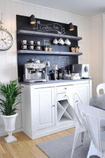 Latest Diy Coffee Station Ideas In Your Kitchen23
