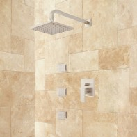 Stunning Rainfall Shower Ideas16