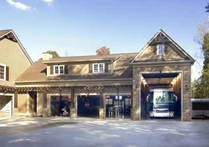 Astonishing House Design Ideas With With Car Garage41
