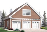 Astonishing House Design Ideas With With Car Garage45
