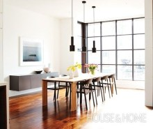 Best Minimalist Dining Room Design Ideas For Dinner With Your Family06