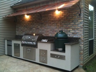 Brilliant Outdoor Kitchen Design Ideas For You Nowaday23