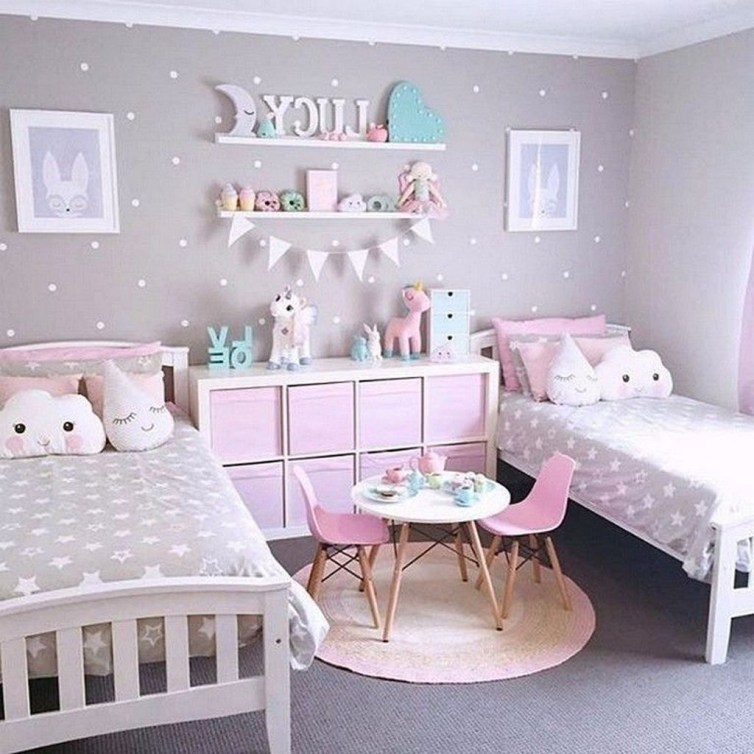 Comfy Kids Bedroom Decoration Ideas That Trendy Now01