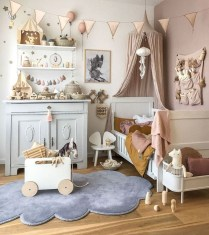 Comfy Kids Bedroom Decoration Ideas That Trendy Now15