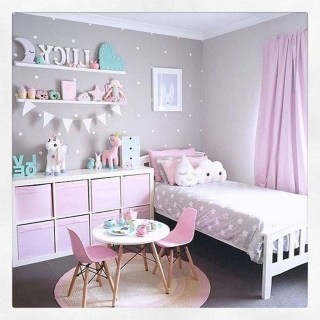Comfy Kids Bedroom Decoration Ideas That Trendy Now21