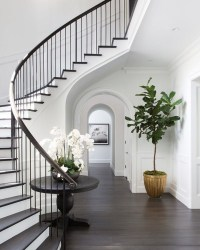 Cool Indoor Stair Design Ideas You Must See34