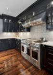 Elegant Black Kitchen Design Ideas You Need To Try30