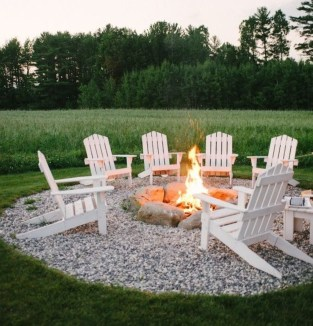 Extraordinary Diy Firepit Ideas For Your Outdoor Space05