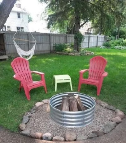 Extraordinary Diy Firepit Ideas For Your Outdoor Space31