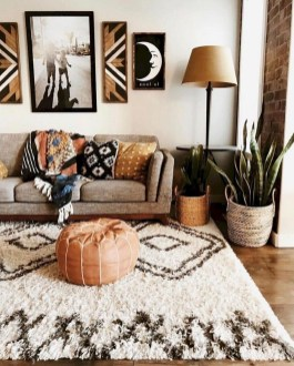 Newest Living Room Apartment Design Ideas For Your Apartment18