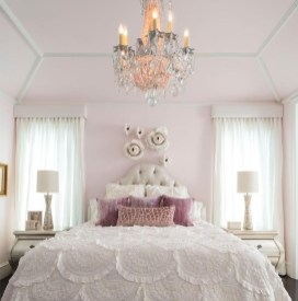 Pretty Princess Bedroom Design And Decor Ideas For Your Lovely Girl21