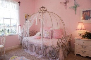 Pretty Princess Bedroom Design And Decor Ideas For Your Lovely Girl46