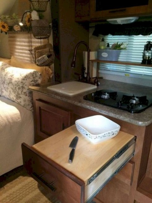 Pretty Rv Modifications Design Ideas For Holiday38