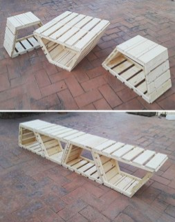 Simple Diy Pallet Furniture Ideas To Inspire You16