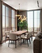 Spectacular Lighting Design Ideas For Awesome Dining Room09