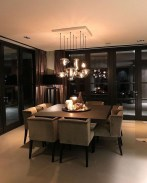 Spectacular Lighting Design Ideas For Awesome Dining Room20