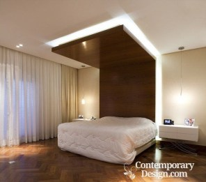 Unordinary Ceiling Design Ideas For Your Bedroom01